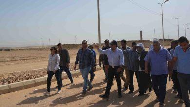 Photo of محافظ الأقصر يشدد على سرعة الانتهاء من المرافق الحيوية بالمنطقة الصناعية في البغدادي
