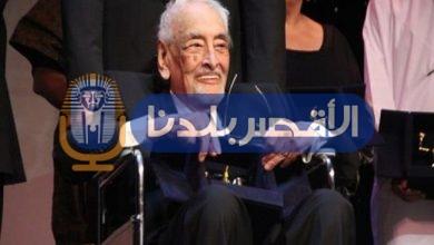 Photo of وزيرة التضامن تزور الفنان جميل راتب وتوجه برعايته لتدهور حالته الصحية