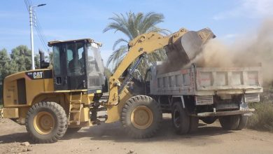 Photo of حملة مكبرة تسفر عن إزالة 2 طن قمامة من شوارع الزينية