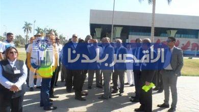 Photo of وصول وزير الطيران للأقصر لتفقد مطارها الدولي
