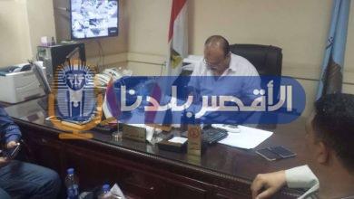 Photo of عاشور: انتهاء مشكلة الصرف الصحي بمركز أرمنت خلال عامين