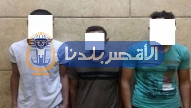 Photo of سيدة تتفق مع 5 متهمين لسرقة صيدلية زوجها بمدينة الأقصر