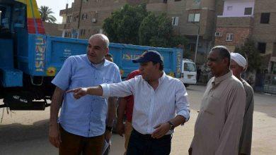 Photo of تخصيص منطقة ترفيهية للشباب والأطفال بشارع الذهبي في البياضية