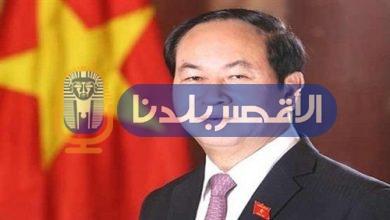 Photo of رئيس فيتنام يصل الأقصر للقيام بجولة سياحية