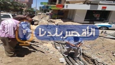 Photo of بتكلفة 6 مليون جنيه.. رفع قدرة الكهرباء في شارع خالد بن الوليد