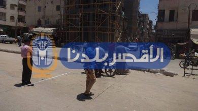 """Photo of تقسيم شارع صلاح سالم """"3 حارات"""" للقضاء على التكدس المروري بمزلقان القراريش"""