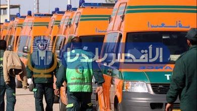 Photo of تجهيز أسطول سيارات لإسعاف الأقصر استعدادًا للعيد