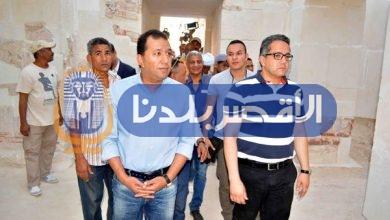 Photo of اليوم.. وزير الآثار يصل الأقصر قادمًا من سوهاج لتفقد عدد من المواقع الأثرية