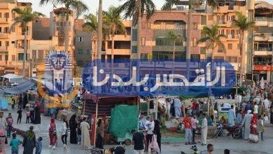 Photo of صور|تزايد وفود الأهالي في شوارع الأقصر احتفالًا بثاني أيام العيد الأضحى