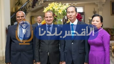 Photo of بالصور.. التفاصيل الكاملة لزيارة الرئيس الفيتنامي للأقصر