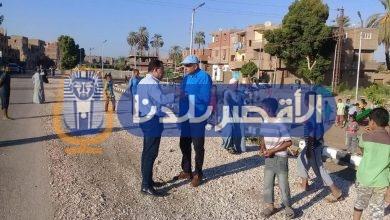 Photo of محافظ الأقصر يجري جولة تفقدية بالبياضية لمتابعة مشروعات البنية التحتية