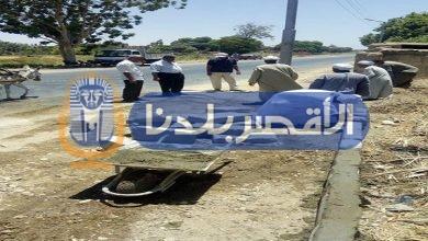 Photo of رفع 23 طن مخلفات في حملة نظافة بمركز اسنا