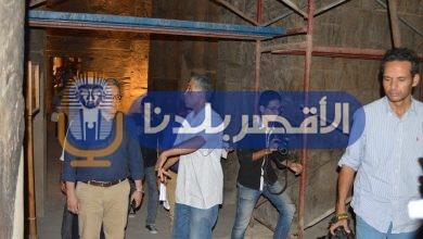 Photo of وزير الآثار يوضح هدف احياء طريق الكباش بالأقصر