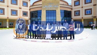 Photo of نخبة من الأطباء السعوديين يشدون بأداء مستشفى الأورمان أثناء زيارتهم