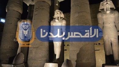 Photo of وزير الآثار يعلن إعادة تركيب رؤوس تماثيل رمسيس الثاني المحطة بمعبد الأقصر
