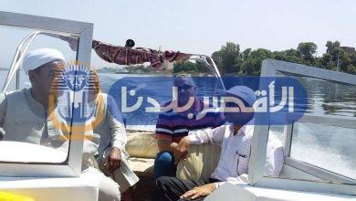 Photo of مدير حماية النيل بالأقصر يتفقد أعمال صيانة النهر