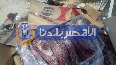 "Photo of ""تموين الأقصر"" إعدام نصف طن لحمة منتهية الصلاحية من الأسواق"
