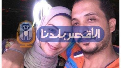 """Photo of شاهد في دقيقة… """"هبة"""" قصة شابة تعمل مع زوجها في """"النقاشة"""""""