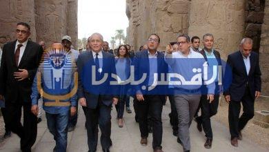 Photo of رئيس الوزراء يزور معبد الأقصر في يوم السياحة العالمي