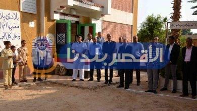 Photo of بالصور.. محافظ الأقصر يتفقد عدد من المدارس للاطمئنان على سير الدراسة