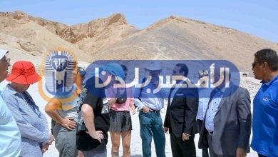 Photo of في أول زيارة ميدانية.. نائب محافظ الأقصر يستطلع آراء السياح في الخدمات المقدمة لهم