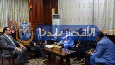 Photo of محافظ الاقصر يستقبل ممثل صندوق الامم المتحدة للسكان