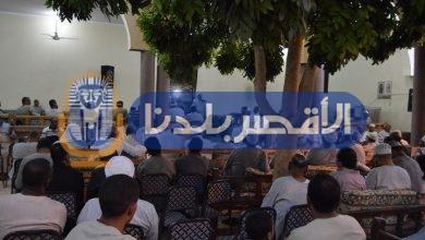 """Photo of بالصور.. آل العماري يقيمون احتفالية دينية بمناسبة الذكرى الثانوية الـ""""29″ لعمدة الطريق"""
