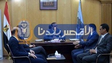 Photo of بالصور.. مساعد وزير الاتصالات يزور الأقصر لمتابعة ميكنة إدارات ديوان المحافظة