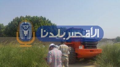Photo of بالصور.. مجلس مدينة البياضية بالأقصر ينفذ 30 قرار إزالة تعدي على الأراضى الزارعية .