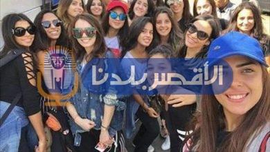 Photo of ملكات جمال الكون يصلن الأقصر لزيارة عظماء مصر .