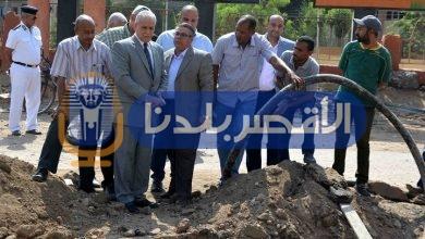 Photo of بالصور.. محافظ الأقصر يشدد على سرعة إنهاء توصيل خطوط المياه بشارع خالد بن الوليد