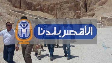 Photo of وزير الآثار يرافق وفد عربي رفيع المستوى في زيارة خاصة لمعالم الأقصر