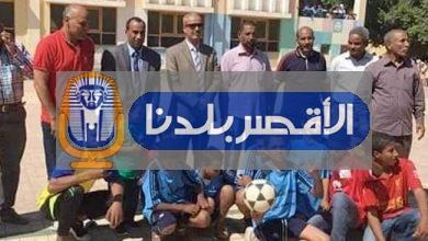 Photo of بالصور.. انطلاق دوري كرة القدم لطلاب التربية الخاصة