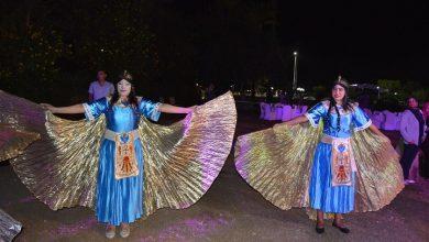 Photo of بالصور.. استقبال فرعوني لأعضاء بعمومية الاتحاد الدولي للطيران في معبد الأقصر