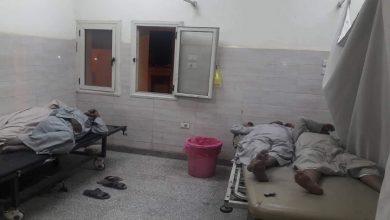 Photo of مواطنون يواصلون إضرابهم عن الطعام في اسنا اعتراضًا على إزالة سور.. ورئيس المدينة يوضح السبب