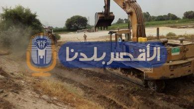 Photo of 500 متر من أملاك الدولة تحل أزمة ضعف المياه بالمدامود بحري