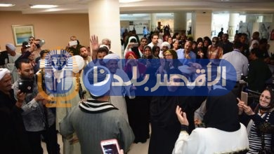 Photo of بالصور..ثقافة الأقصر ينظم حفلا بمستشفى شفاء الأورمان لدعم المرضى