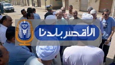 Photo of محافظ الأقصر يناقش توقف مشروع طريق السفوتيل ويلتقي بأهالي الزينية