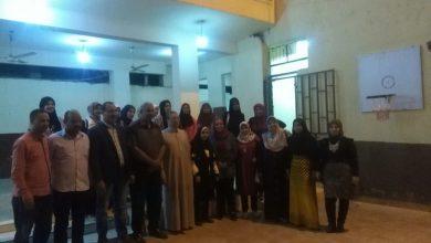 Photo of بالصور .. وفد  الأزهر وبيت العيلة يشاركون في احتفالات الاقصر بعيدها القومي بالكرنك