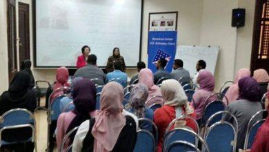 Photo of القومي للمرأة بالأقصر يواصل تدريب طلبة الكليات على تنمية المهارات