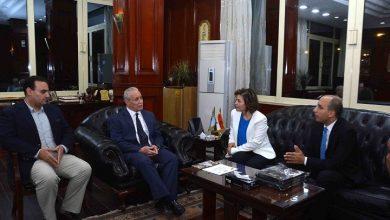 Photo of بالصور.. مستشار وزير الصناعة يزور الأقصر لمتابعة تطوير التعليم الفني