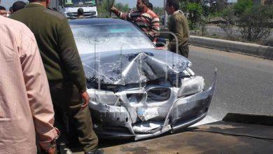 Photo of مصرع وإصابة 3 أشخاص في حادث تصادم جنوب الاقصر