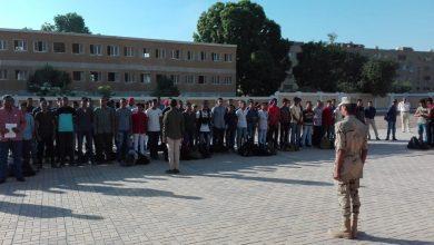 Photo of تحويل مدرستي خالد بن الوليد وأرمنت من مدنيتين إلى عسكريتين