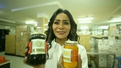 "Photo of شقيقة الأسطورة""محمد رمضان"" تتوج ملكة للعسل فى مصر"