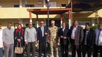 Photo of المستشار العسكري للأقصر يوضح الهدف من تحويل مدرسين مدنيتين إلى عسكرتين