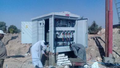 """Photo of """"كهرباء الاقصر""""تركيب كشك إحلال وتجديد أعمال الكهرباء بمركز الطود جنوب الأقصر"""