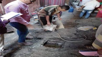 Photo of مياه الأقصر تبدأ تنفيذ خطة الصرف الصناعي للمقاهي والمطاعم
