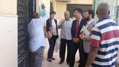 Photo of بالصور.. وفد كوري يعاين مراكز شباب الأقصر لدعمها بخبراء متطوعين