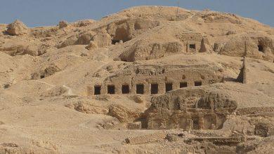 Photo of عودة الكهرباء مؤقتًا لمقابر الأشراف الأثرية بالقرنة
