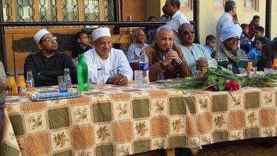 Photo of بالصور.. رئيس مدينة اسنا يشارك تلاميذ المدارس في الاحتفال بالمولد النبوي